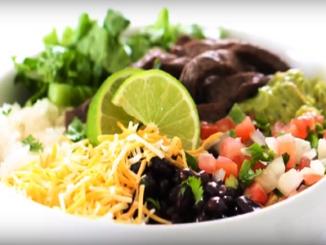 Burrito Bowl, Tortilla, Chicken, Recipe, Cooking, Shivesh, Kitchen, Mexican,