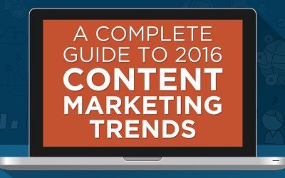 Content Marketing guide for 2016