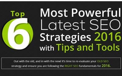 SEO Strategies for 2016