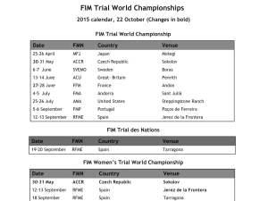 2015世界選手権