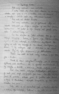 Bedi Pipa - dorëshkrim i ditarit