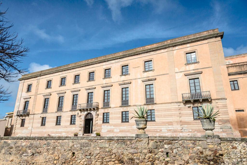 Palazzo Aymerich, Laconi