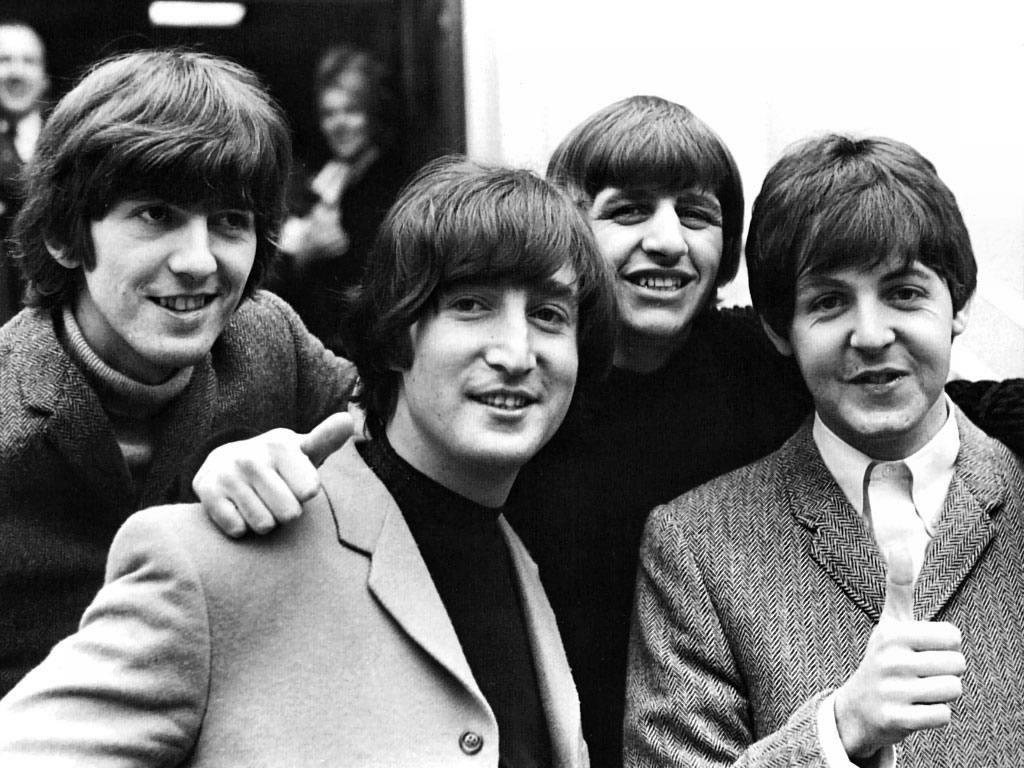 The Beatles. 📷 Roger