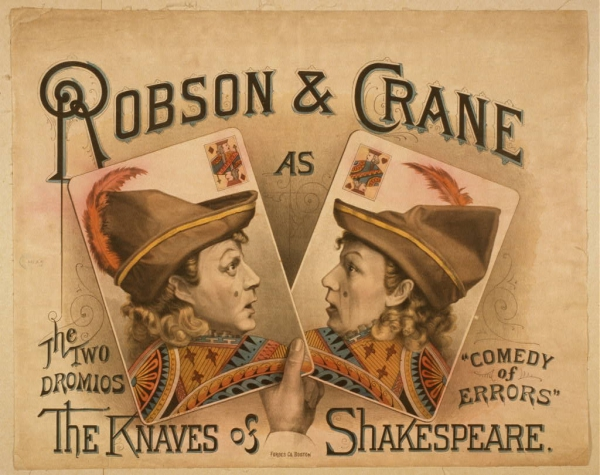 Robson & Crane Poster 2