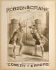 Robson & Crane Poster