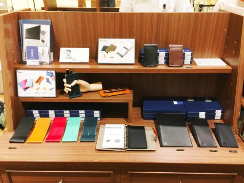 阪急百貨店商品展示画像