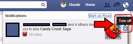 candy crush saga stop notifications 02 - Get rid of Candy Crush Saga invites (in 5 seconds or less!)