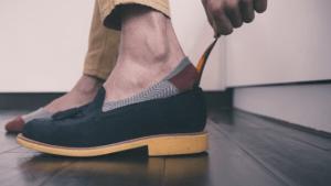 sockless look - Blog