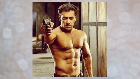 salman khan wanted six pack abs - Bhai's 300 crore paunch!