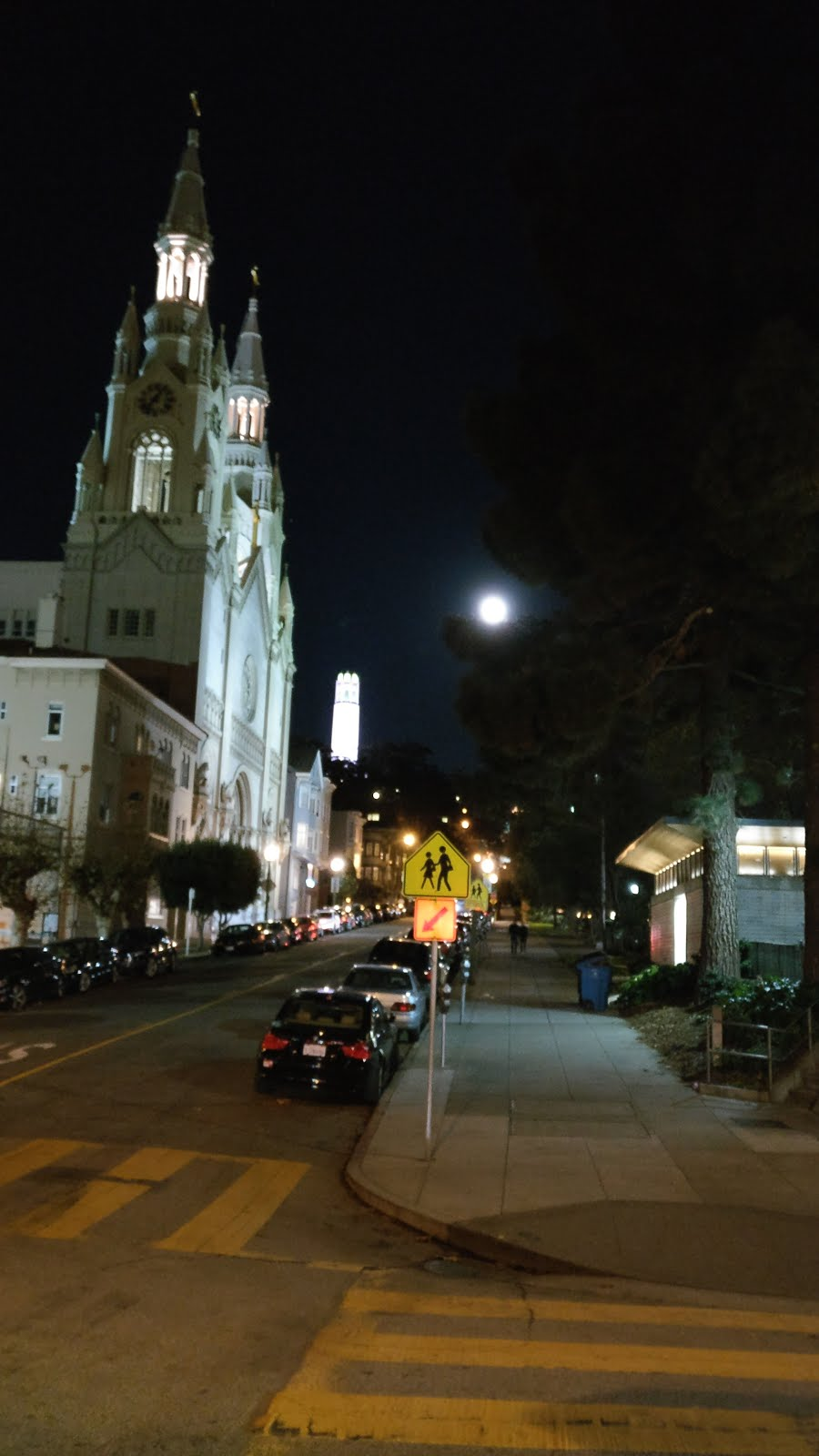 california super moon - Silicon Valley in pictures