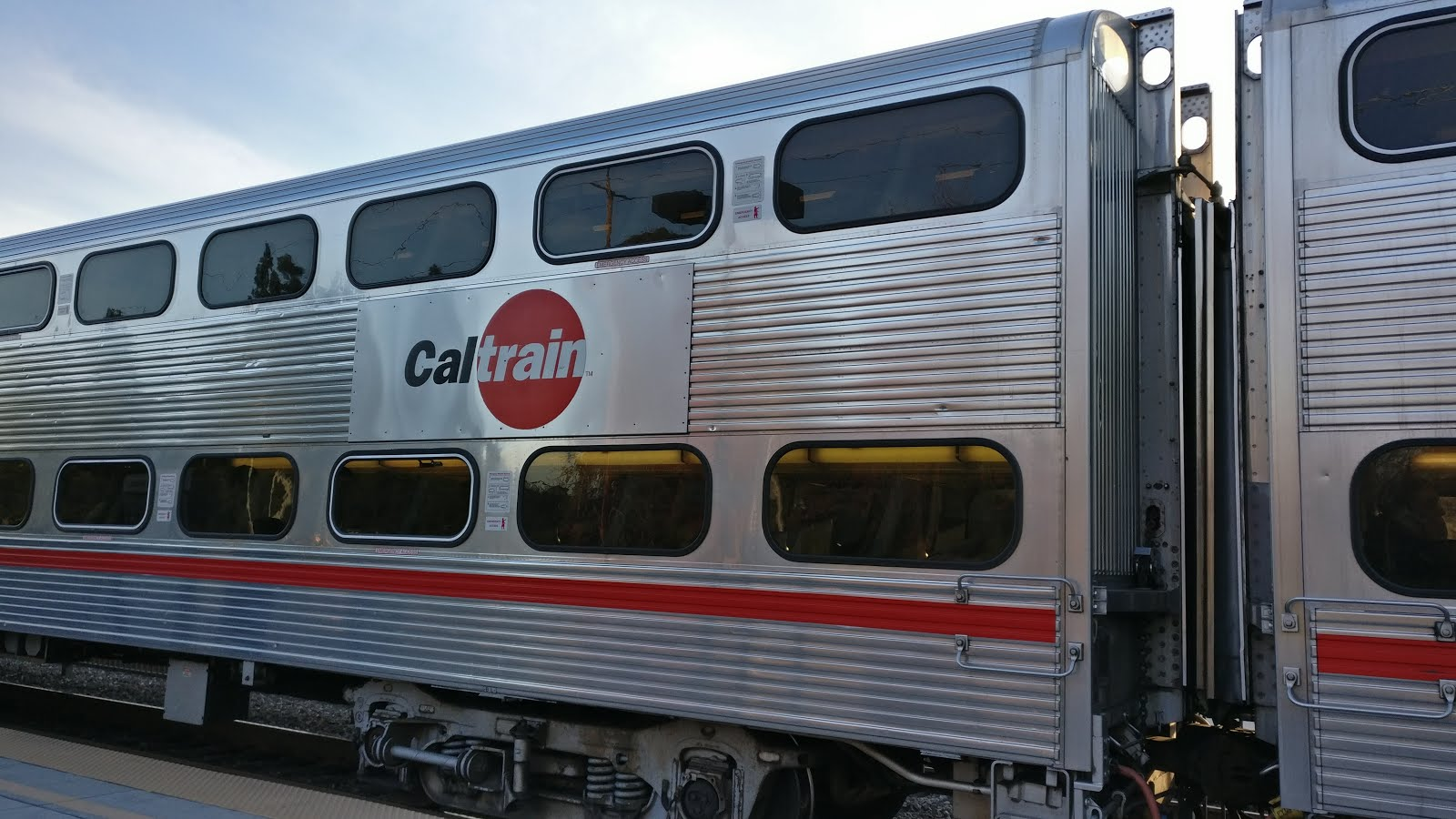 caltrain 1 - Silicon Valley in pictures