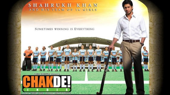 srk in chak de india 1 - India has never won a match cos of Sachin, SRK cannot act and Facebook has no value