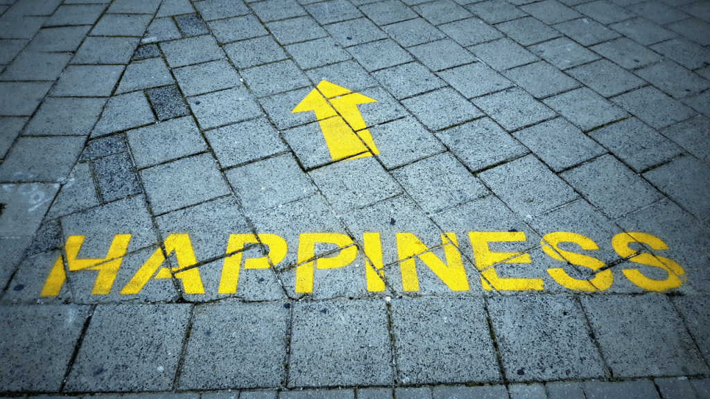 happiness this way - How the Internet has got 'Happiness' all wrong