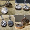 Watch Steam punk Pendant