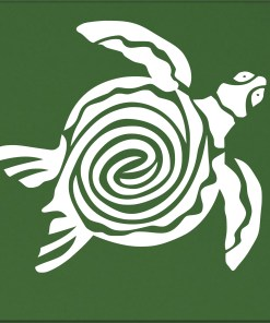 Turtle Ceramic Tile