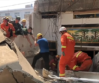 【衝撃】レストランの屋根崩壊、29人が死亡…誕生日の宴会中45人が生き埋め