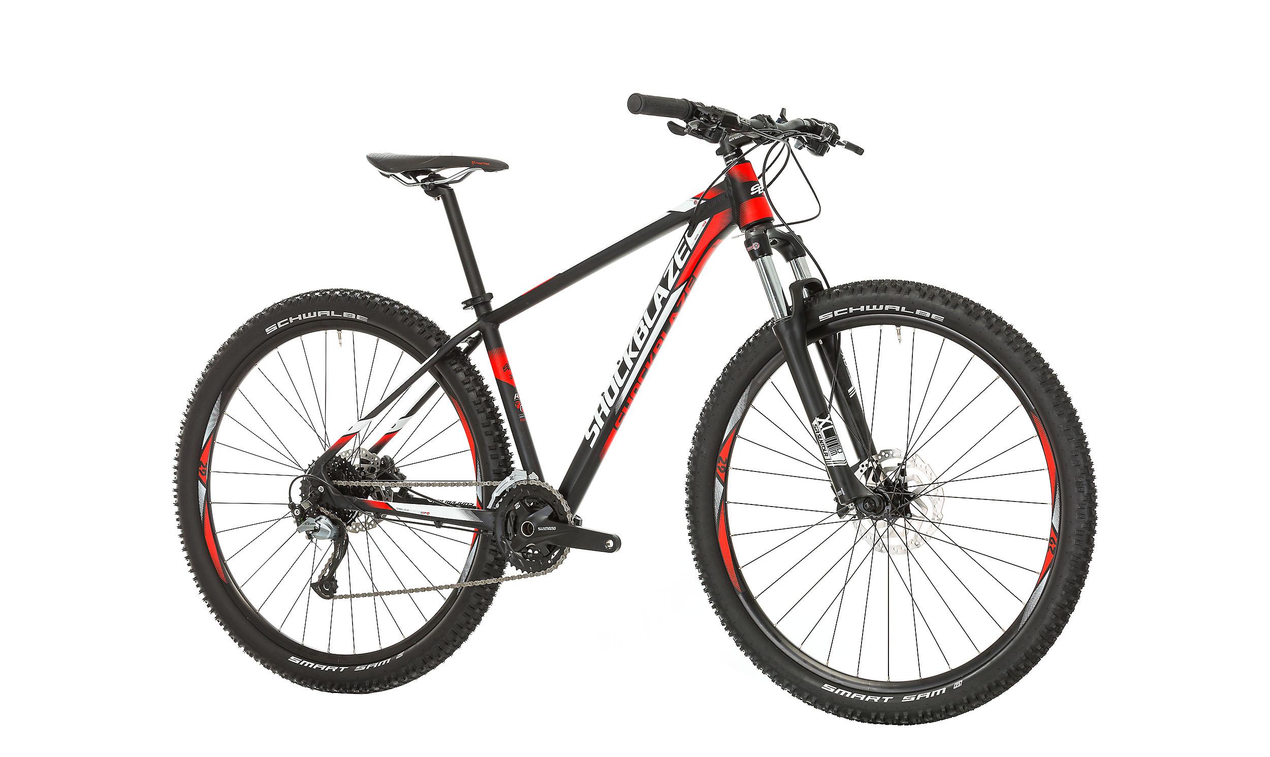 Bike Shockblaze R5 29 Man Mtb Hardtail Alloy