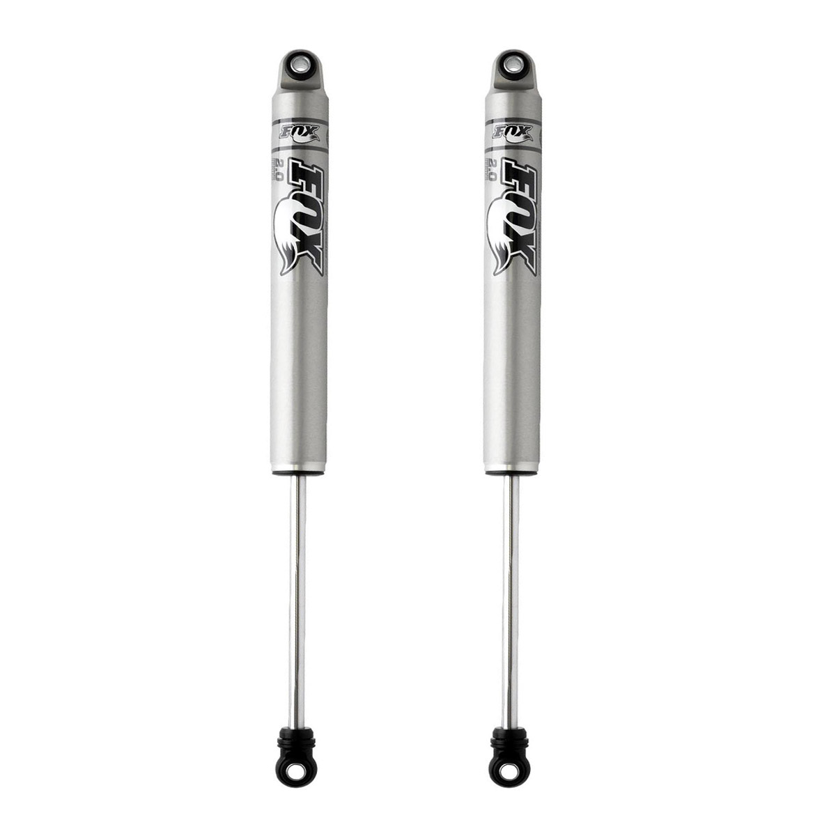 Fox 2 0 Performance Shocks Rear Pair For 11 18 Gmc Sierra