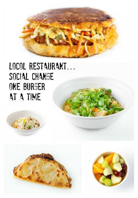 New Healthy Fast Food Restaurant