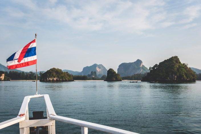 Thaïlande 2017 – De Chiang Mai À Krabi