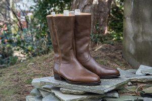 Bildspecial - Melker Shoes bespoke Wellington boots