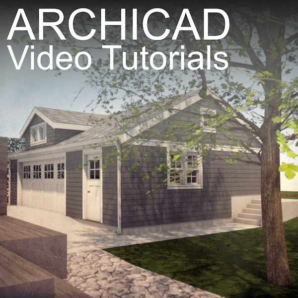 The Basics of making a Movie from ArchiCAD – Shoegnome