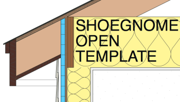 Shoegnome Open Template for ARCHICAD 22 – Shoegnome Architects