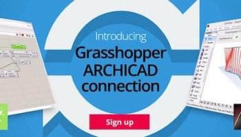 ARCHICAD 20, Rhino, and Grasshopper