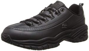 Skechers for Work Womens Soft Stride Softie Lace Up
