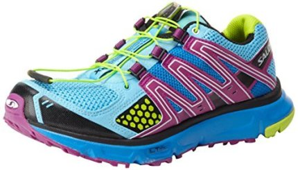 Women Mud Runner Salomon-XR-Mission Running