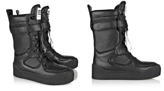 Marc by Marc Jacobs bikerboots. Alles over de leren padded bikerboots van label Marc by Marc Jacobs. Ontdek deze stoere boots hier voor de winter.