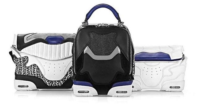 Alexander Wang bag collectie: sneaker invloeden. Alles over designer Alexander Wang die een bag collectie ontwierp geïnspireerd op de sneaker-zool.