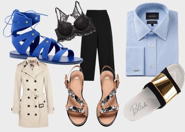 Style outfit: sandalen voor de zomer. Alles over leuke sandalen en schoenen voor de zomer. Bekijk online. Style outfit: sandalen voor tropisch weer.
