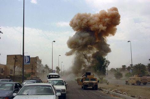 Explosion in Iraq