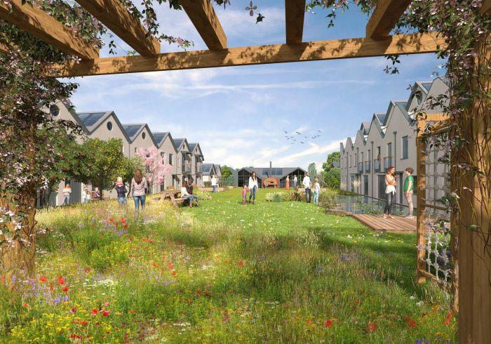 Bristol Water Lilies development visualisation 2021.