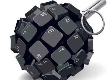 Internet grenade