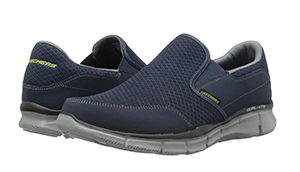 Skechers Sport Men's Equalizer Persistent Slip-On Sneaker Review