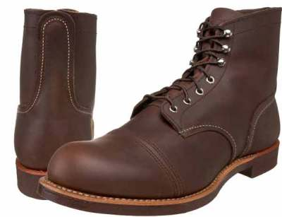 Iron Ranger by Red Wing