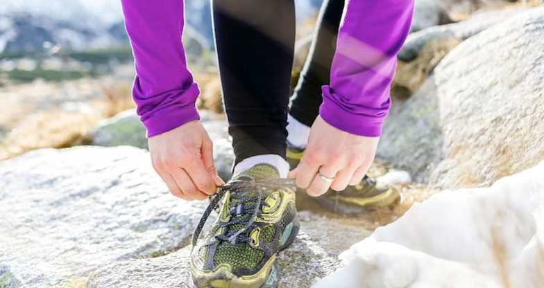 How Many Miles to Put on Running Shoes