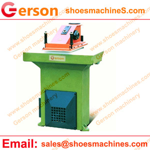 leahter shoe clicker press_GRA-220