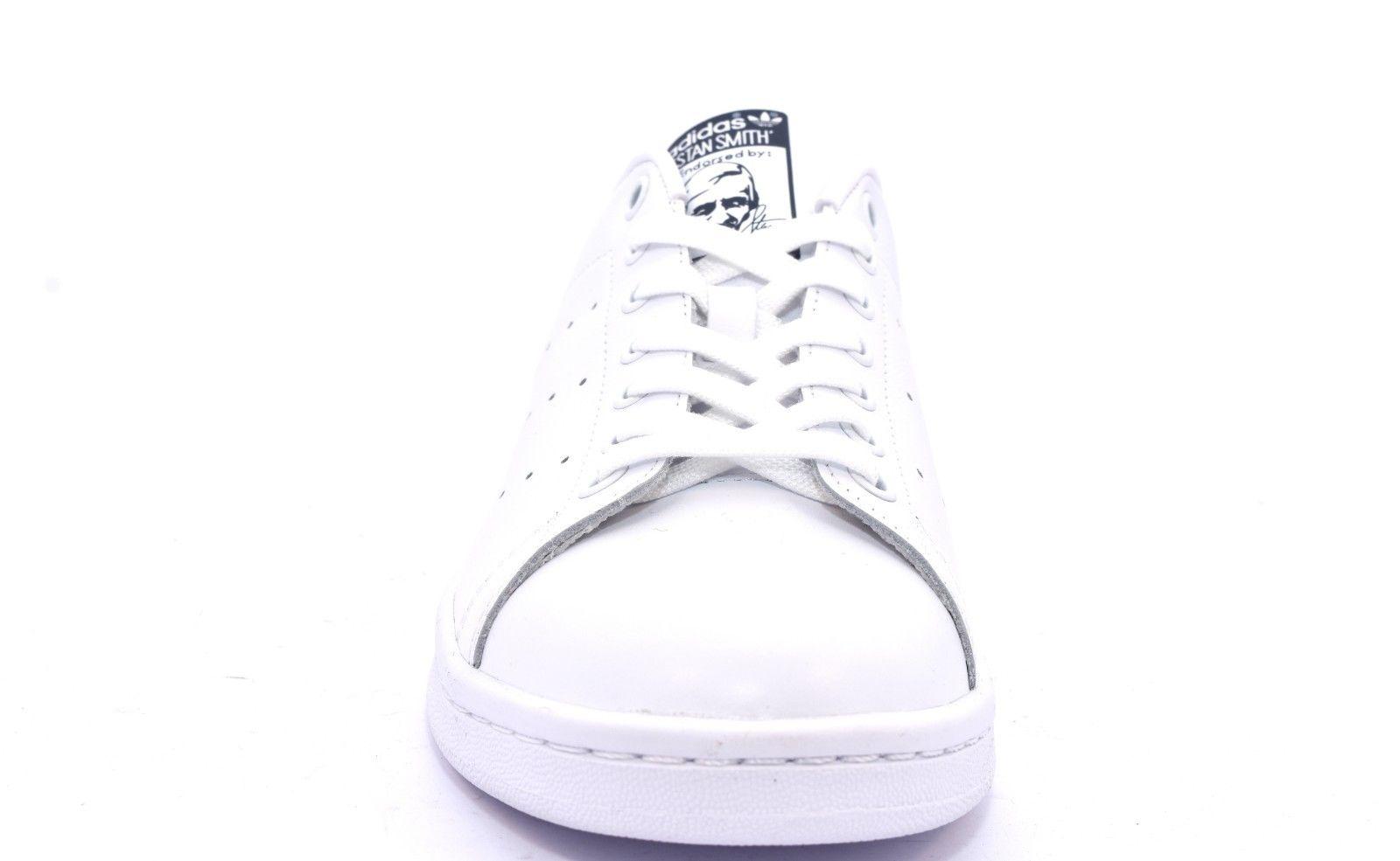 new arrivals 4aaf5 f177c ADIDAS-STAN-SMITH-M20325-BIANCO-BLU-Sneakers-Scarpe-Ginnastica-Originals- Uomo-273538590208-3
