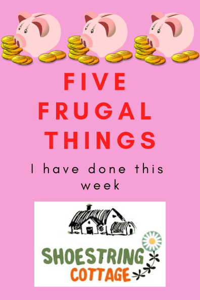 frugal things