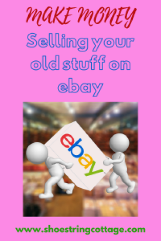selling your old stuff on ebay