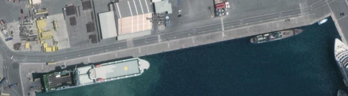 North Quay Limassol port