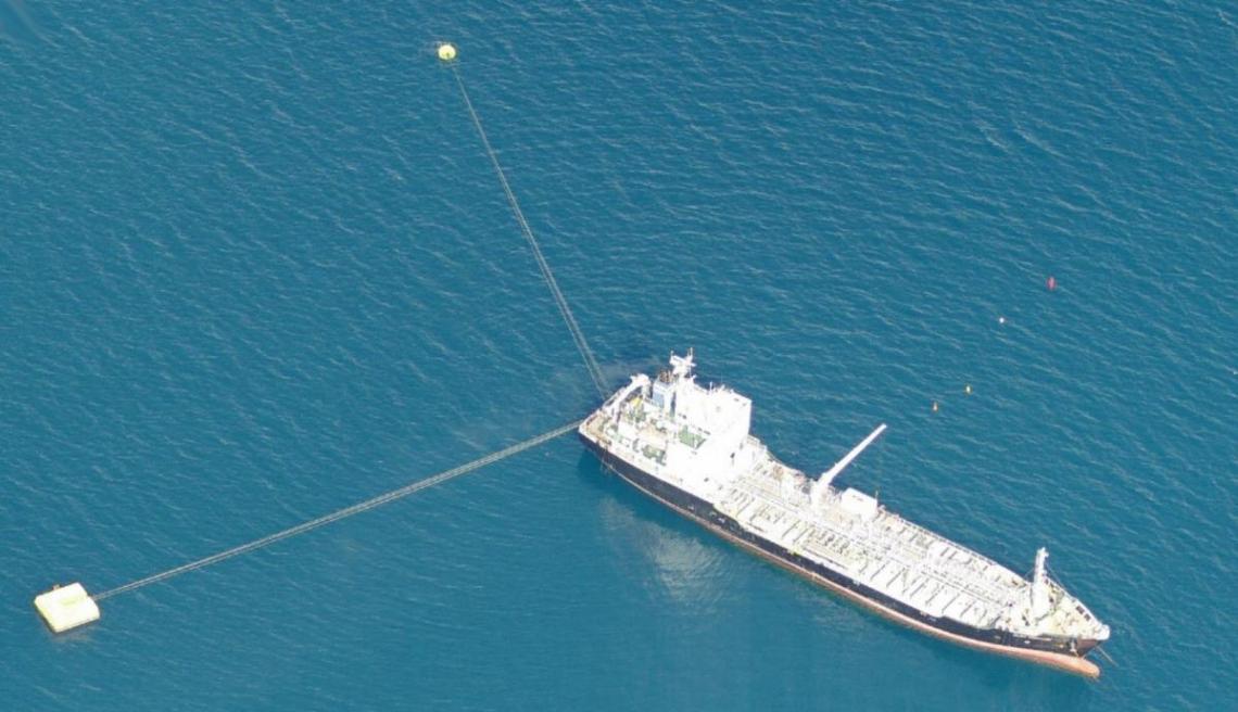 Larnaca Sea Berth for tankers