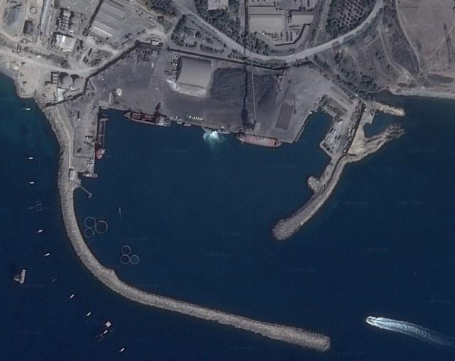Vassiliko port