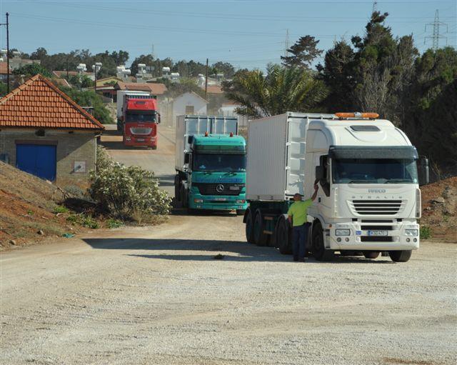 inland haulage transport cyprus