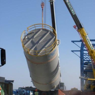 Vassilikos Cyprus desalination project logistics (10)