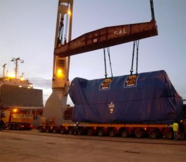 generators for Dhekelia power station