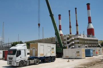 Mobile Powerplant Logistics